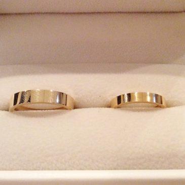 ♡*.。K様Wedding Ring.。*♡