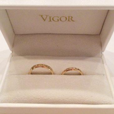 ♢*.。嶋﨑様 Wedding Ring.。*♢