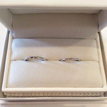 ☆*.。戸丸様 Wedding Ring.。*☆