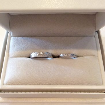 ☆*.。横尾様 Wedding Ring.。*☆