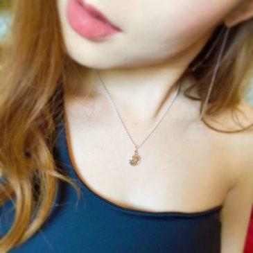 Hawaiian jewelry『Maxi』〜太陽モチーフペンダント〜