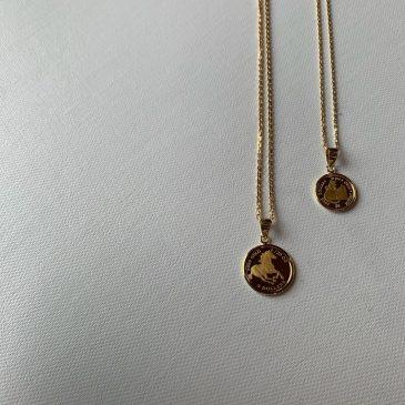 K24coin pendant